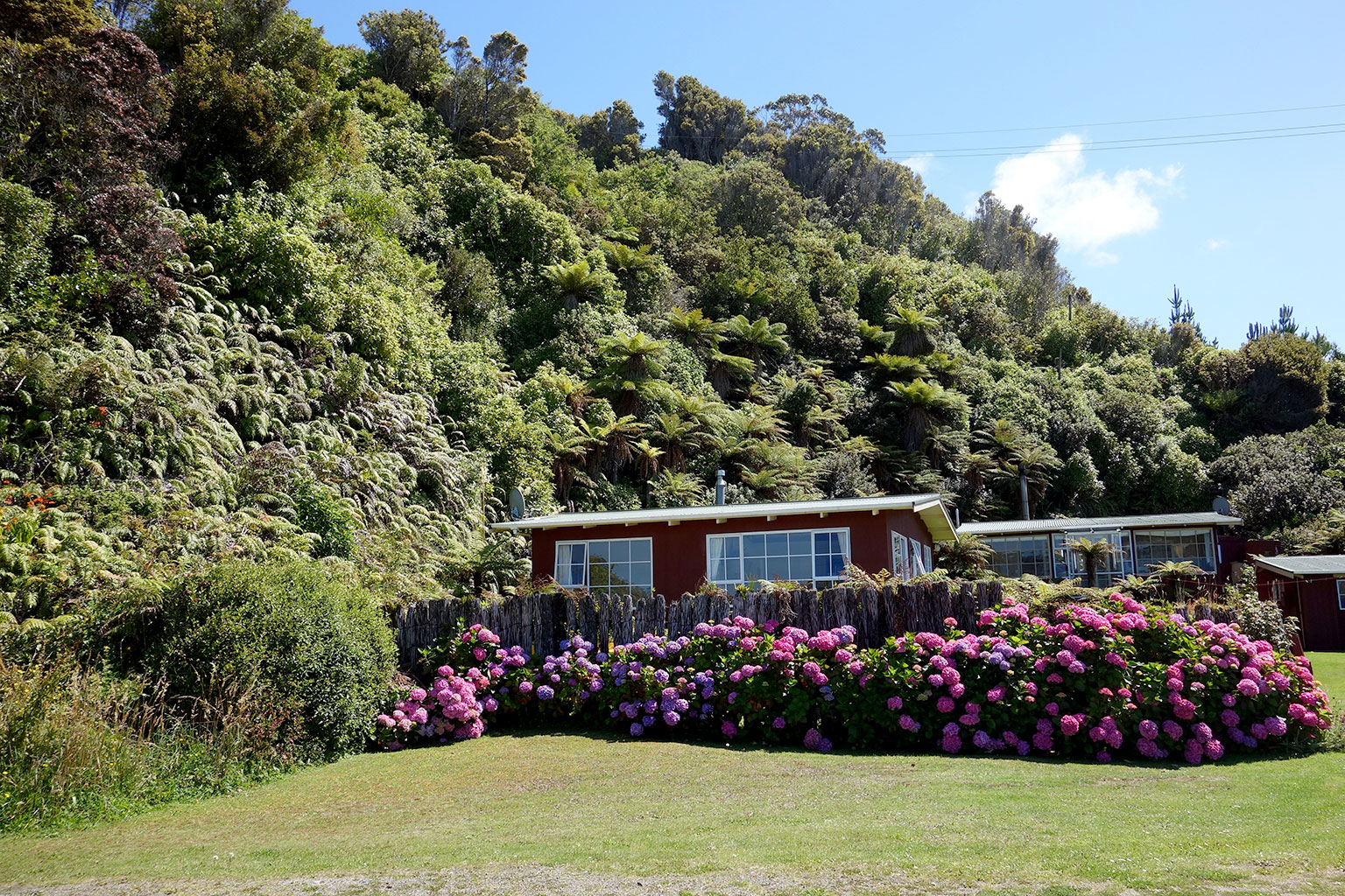 Beach Cottage on Stewart Island
