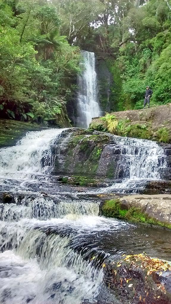 McLean Falls New Zealand