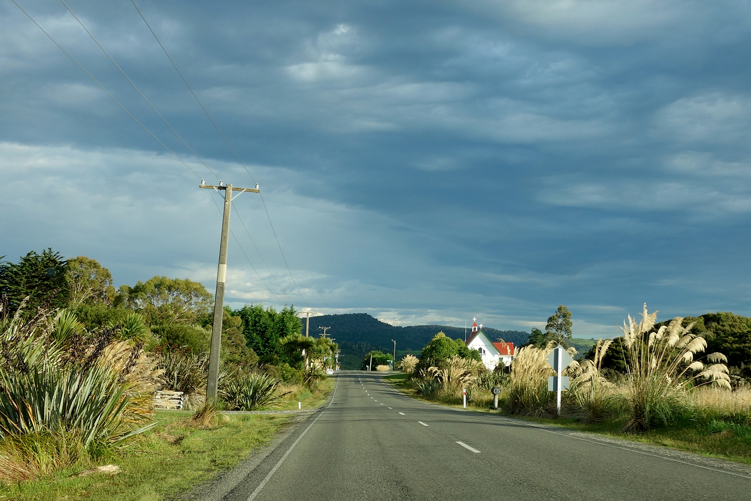 Catlins, NZ