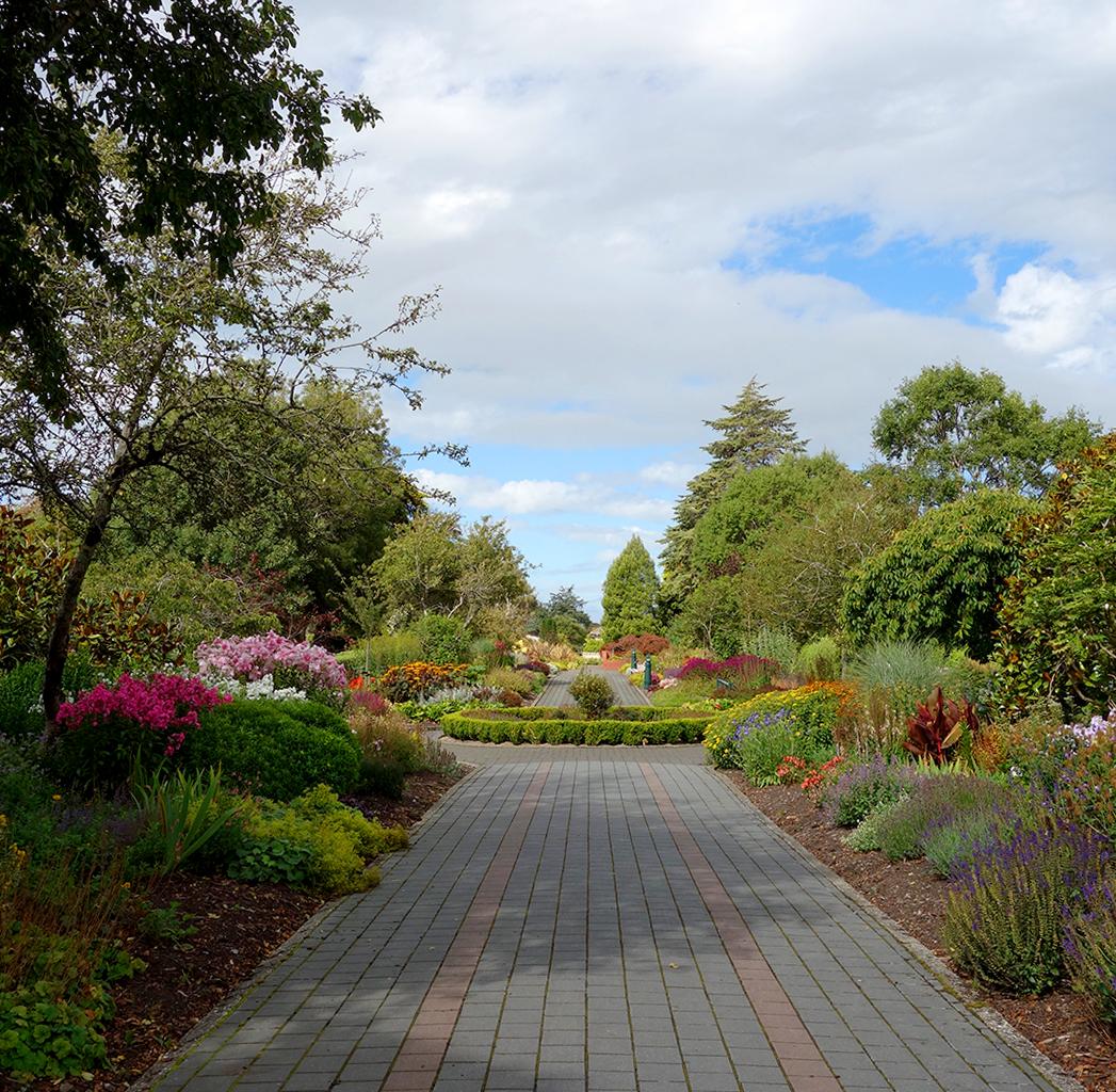 Queens Park in New Zealand
