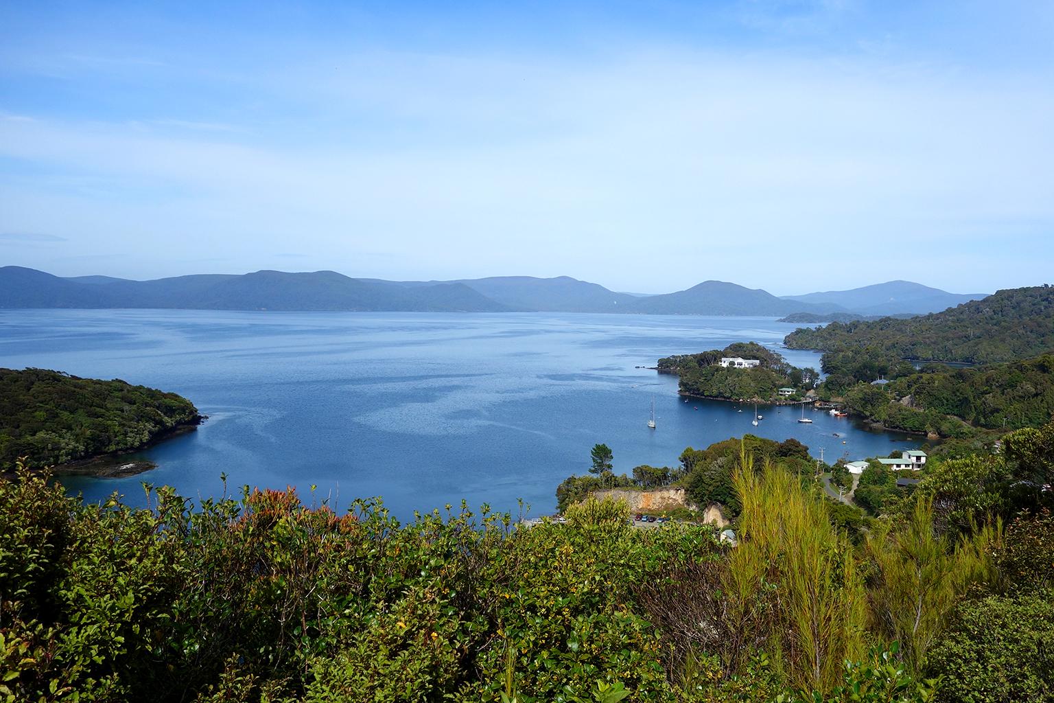 Stuart Island Fjords