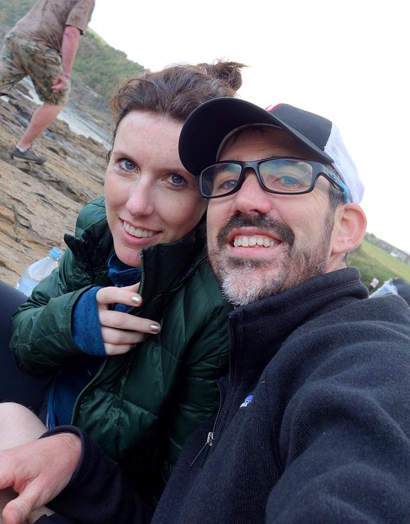 Curio Bay NZ Valentine