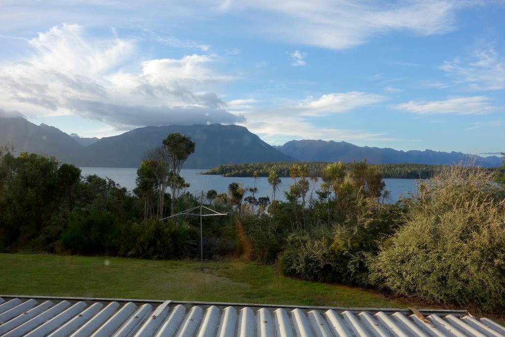 Te Anau Lodge in New Zealand