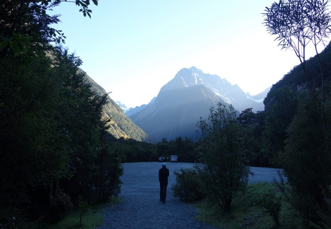 24 Hours Hiking and Boating around Milford Sound, New Zealand