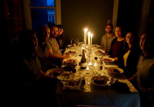 The 10th Annual San Francisco Earthquake Memorial Dinner Party
