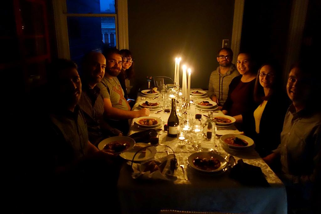 San Francisco Eathquake Party