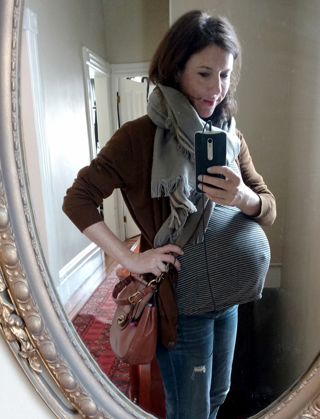 9 months maternity outfit
