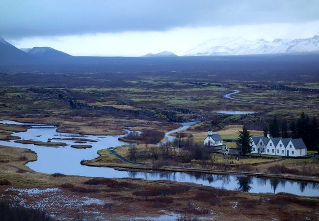 Traveling the Golden Circle in Iceland with Baby