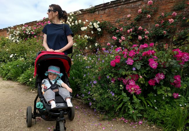 Spending a day at Mottisfont, Hampshire, UK