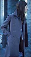 Coat shopping season
