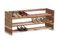 Shopping Challenge: Cedar shoe rack