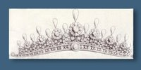 Things I love today: Antique tiaras