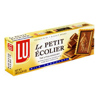 Things I love today: Le Petit Ecolier cookies