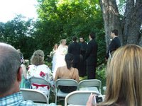 Part I: Rich and Molly Get Hitched in Hayfork