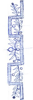 Crafty: Embroidery pattern