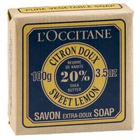 Things I love today: Sweet lemon soap