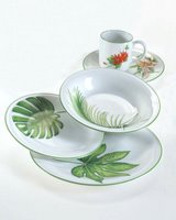 Coveted: Cana Garden Dinnerware