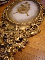 Restoration: Antique mirror