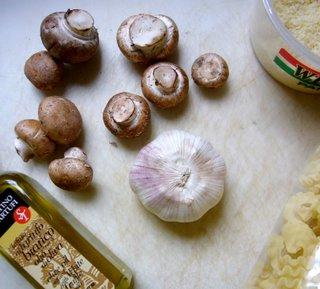 Recipe: Easy mushroom pasta