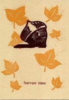 Crafty: Fall notecards