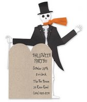 Things I Love Today: Halloween Invitations