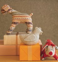 Crafty: Sweater Animals