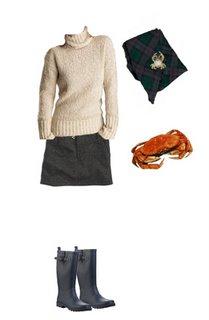 What to Wear: Crab Season