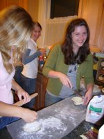 Party Recipe: Pumpkin Pie Baking
