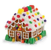 Party Recipe: Gingerbread House Decorating