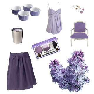Inspiration: Lilac