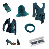 Inspiration: Dark Teal