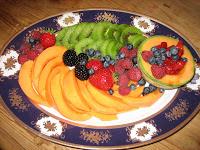 Things I Love Today: Fruit for Dessert