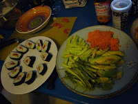 Party Recipe: Sushi Making!