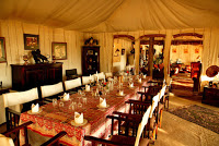 Inspired: Cottars 1920's Safari Camp