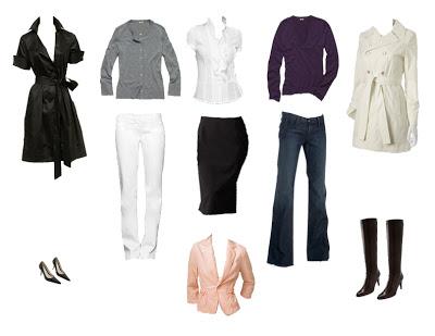 What to Wear: Work Wardrobe