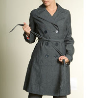 Sale Alert: Denim Trench