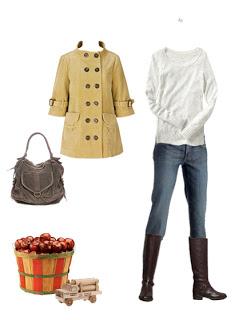 What to Wear: Vermont Mum