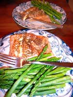 Recipe: Baked Salmon