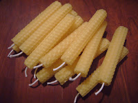 To Do: Beeswax Candles