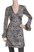 Things I Love Today: Capriccio Silk Dress