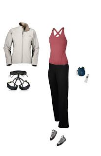 What to Wear: Rock Climbing