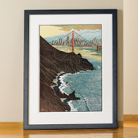 Coveted: San Francisco Print