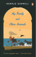 Book Report: My Family and Other Animals