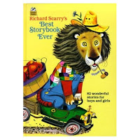 Inspired: Richard Scarry
