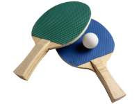 When I'm an Old Woman I Shall Play Ping Pong