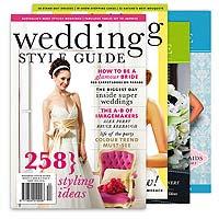 Wedding Wednesday: Wedding Style Guide