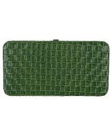 Bargain: Basketweave Wallet