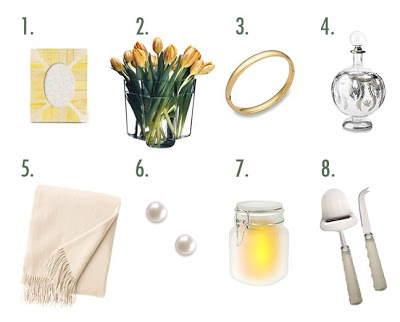 Wedding Wednesday: Bridal Party Gifts