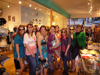 Ladies Activity Club: Retail Therapy