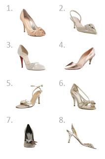 Wedding Wednesday: Shoes